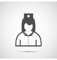 People design Icon doctor vector image
