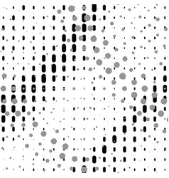 radial dot pattern or halftone background vector image