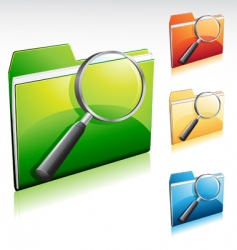 Search folder vector