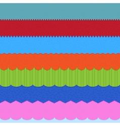 Set 7 header backgrounds vector