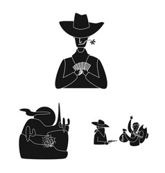 Design danger and culture logo vector