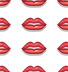 PatternLips vector image
