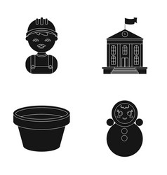 Recreation entertainment object and other web vector
