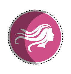 internacional woman day celebration vector image