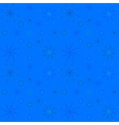 Star colors for the pattern vector image