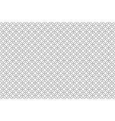 simple seamless rhombus background vector image