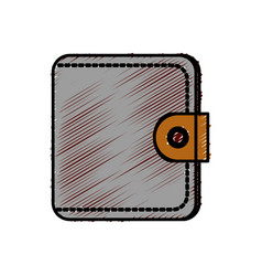 Wallet icon image vector