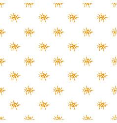 Drop of honey pattern vector