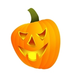 Halloween pumpkin - grins vector