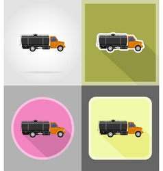 power and energy flat icons 12 vector image vector image