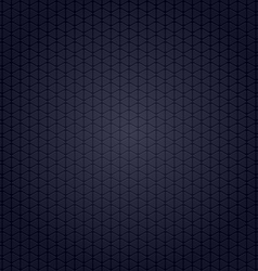 Dark blue background with abstract highlight vector image
