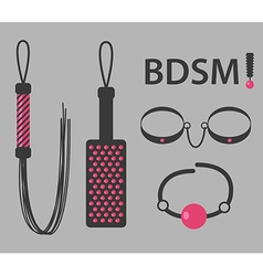 BDSM vector image