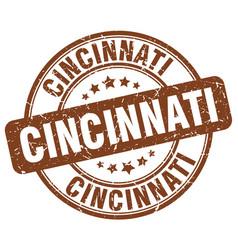 Cincinnati stamp vector