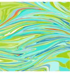 Colorful ebru background vector