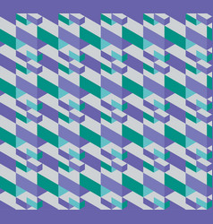 geometry concept motif vector image vector image