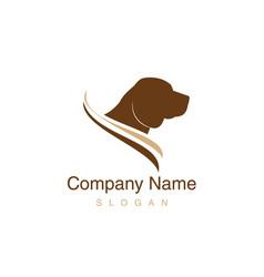 Beagle logo vector