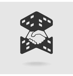 Symbol Transaction Real Estate vector