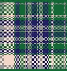 Tartan textile check texture seamless pattern vector