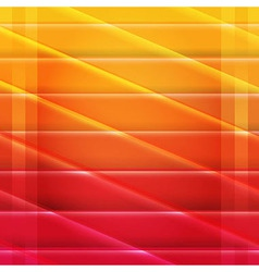 Colorful Red And Orange Poster vector