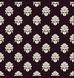 new pattern 0077 vector image