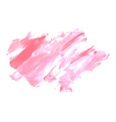 pink rose magenta grunge marble watercolor vector image