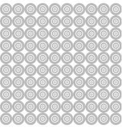 white circle pattern background with abstract vector image