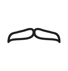 Moustache II vector