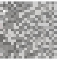 background gray pixels vector image
