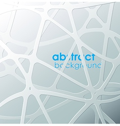 Abstract black and white mash with place for your vector image