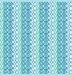 Abstract fishing net loop pattern vector