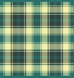 Green yellow plaid check pixel seamless pattern vector