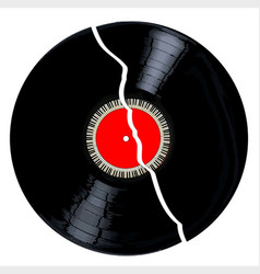 Isolated broken record vector