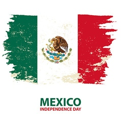 Mexico Independence Day vector image