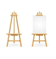 Paint Desk vector image vector image