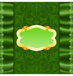 template luxury invitation vector image vector image