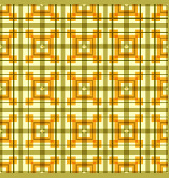 seamless pattern with intersecting stripes vector image