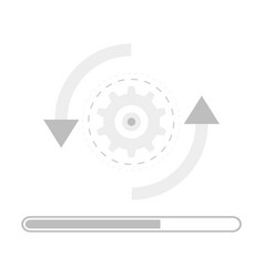 update icon concept vector image