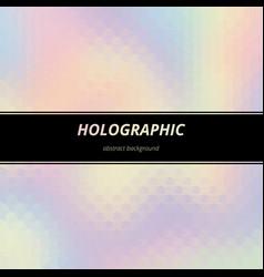 Polychromatic backdrop vector