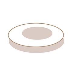 A bowl vector