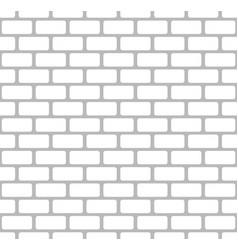 Brick wall stone wall seamless pattern vector