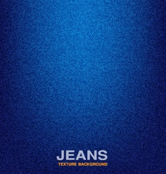 Jeans material textured background denim vector