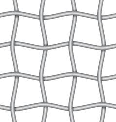 iron net vector image vector image