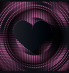 valentin0es day abstract background vector image