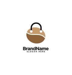 Coffee store logo design inspiration vector