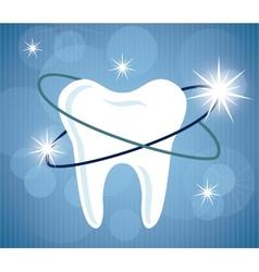 dental care design vector image