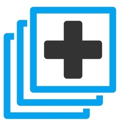 Medical Docs Icon vector