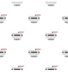 Monitor socket pattern seamless vector