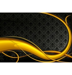 Abstract Wallpaper Background vector image vector image
