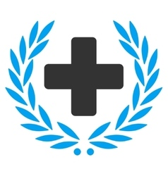 Medical Glory Icon vector