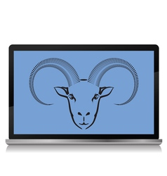 Ram screen vector